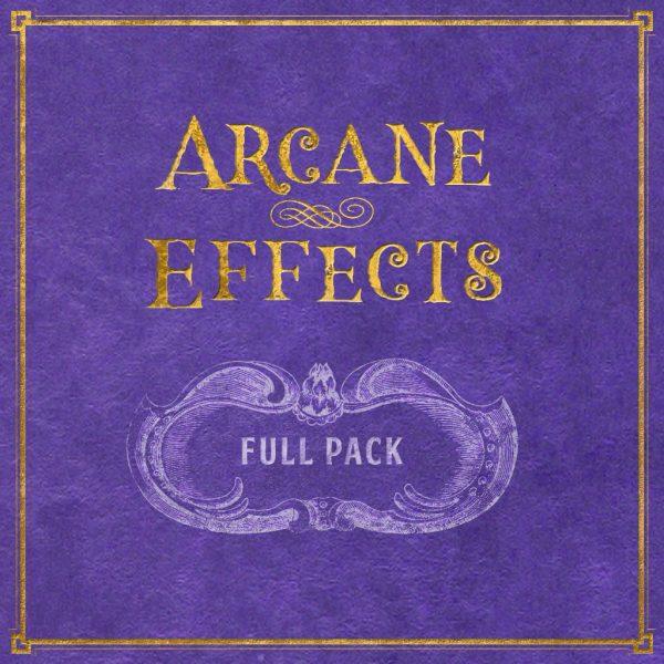 Arcane Effects full pack