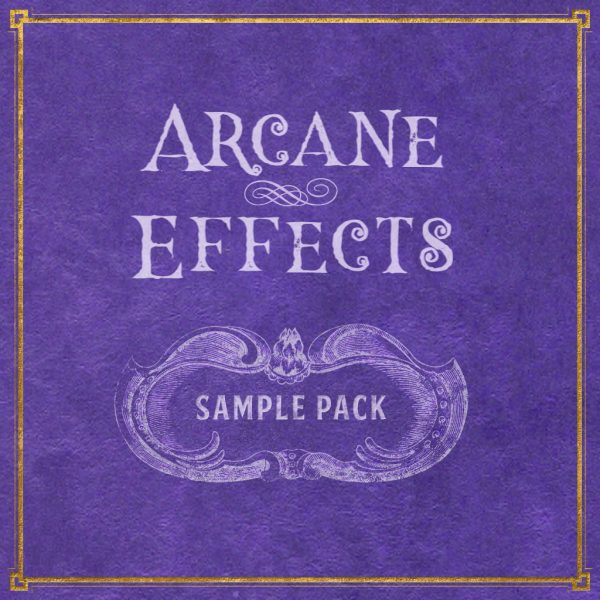 Arcane Effects Sample Pack