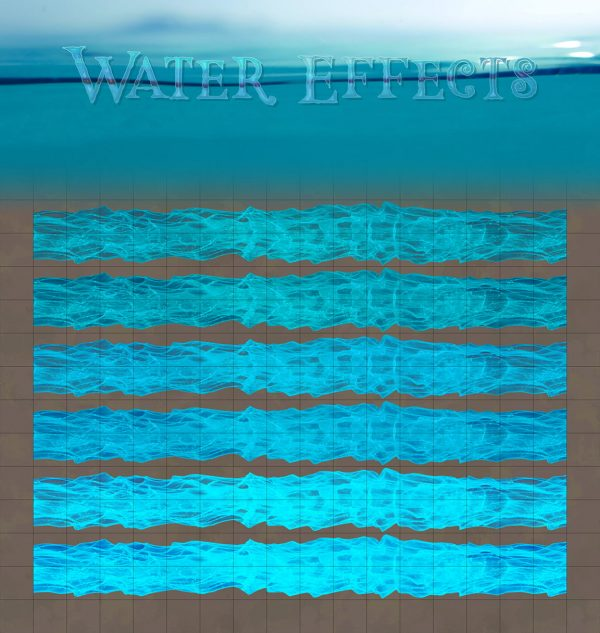 Water Effects path samples