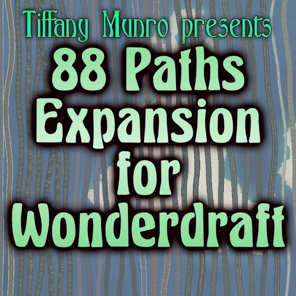 88 paths for Wonderdraft expansion