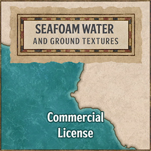 Preview of Seafoam Water Texture