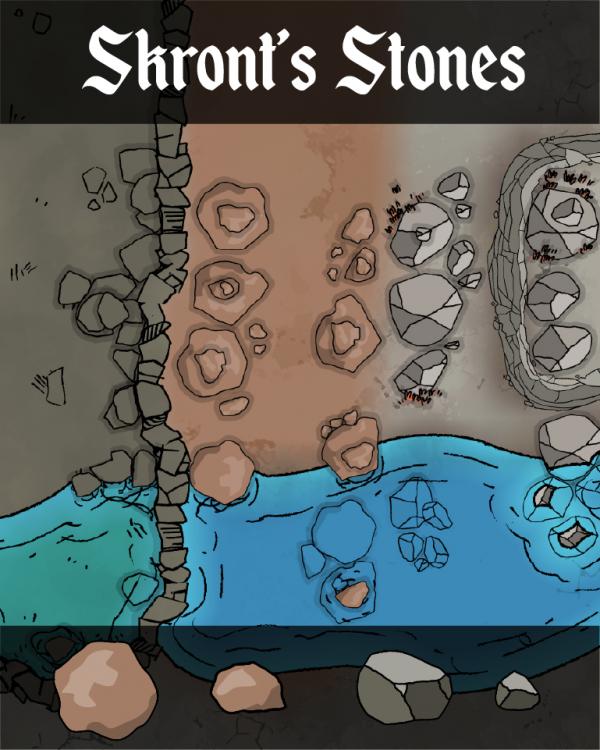 Skron't Stones