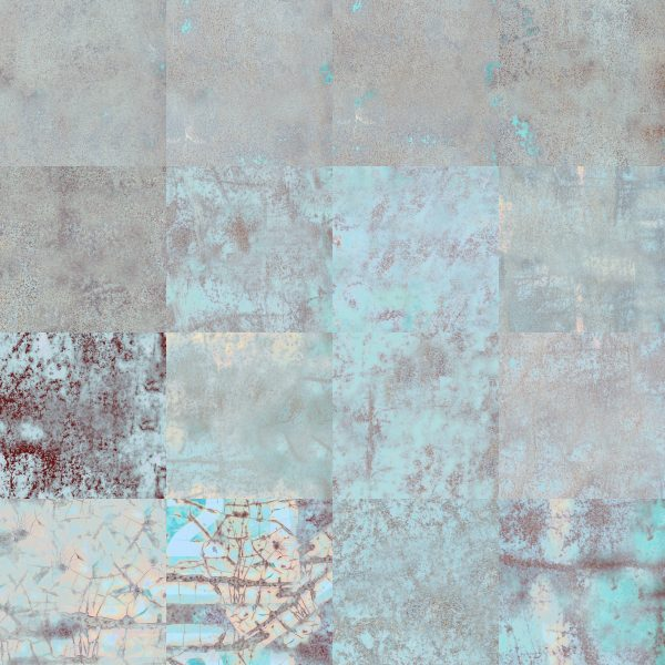 128 Rusty Bin Seamless Textures for Cartography and Mapping textures for Wonderdraft blue rust demo